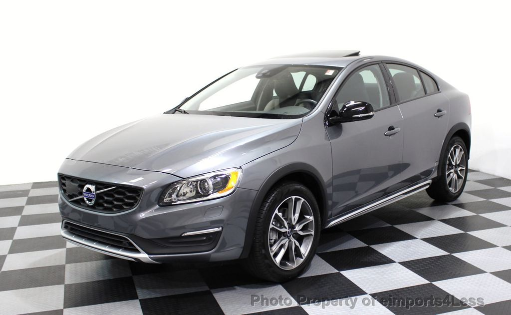2017 Volvo S60 Cross Country CERTIFIED S60 CROSS COUNTRY T5 AWD SPORT UTILITY - 16747590 - 24