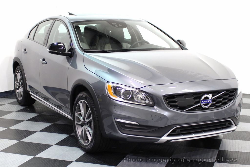 2017 Volvo S60 Cross Country CERTIFIED S60 CROSS COUNTRY T5 AWD SPORT UTILITY - 16747590 - 25
