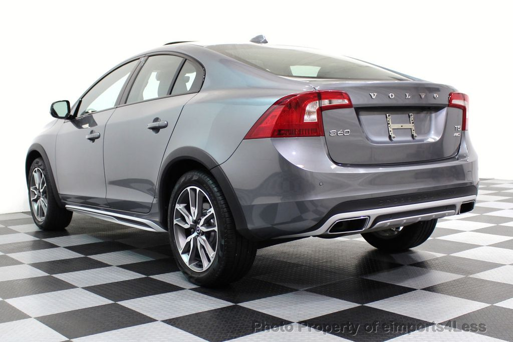 2017 Volvo S60 Cross Country CERTIFIED S60 CROSS COUNTRY T5 AWD SPORT UTILITY - 16747590 - 26