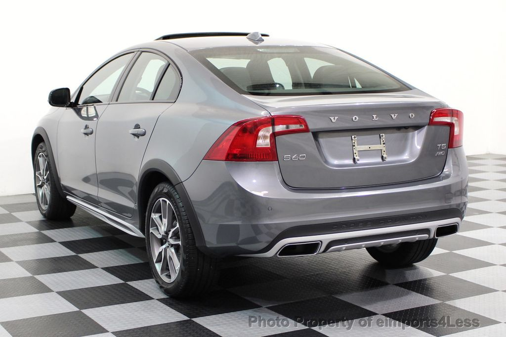 2017 Volvo S60 Cross Country CERTIFIED S60 CROSS COUNTRY T5 AWD SPORT UTILITY - 16747590 - 2