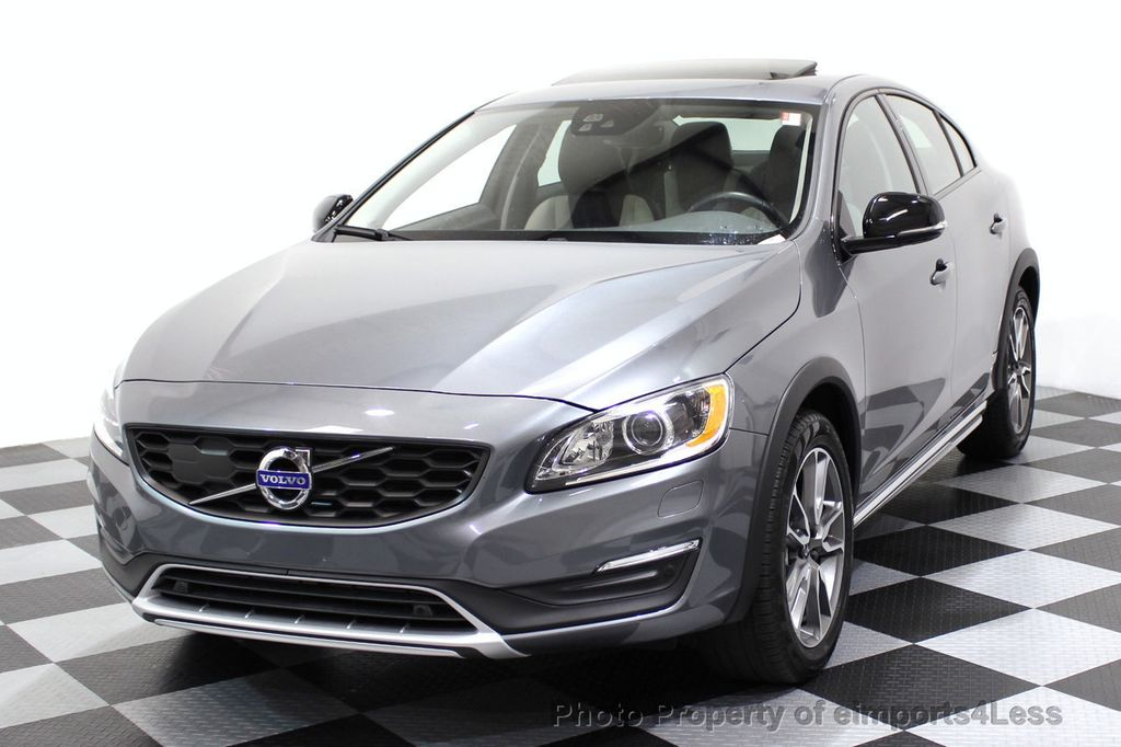 2017 Volvo S60 Cross Country CERTIFIED S60 CROSS COUNTRY T5 AWD SPORT UTILITY - 16747590 - 38