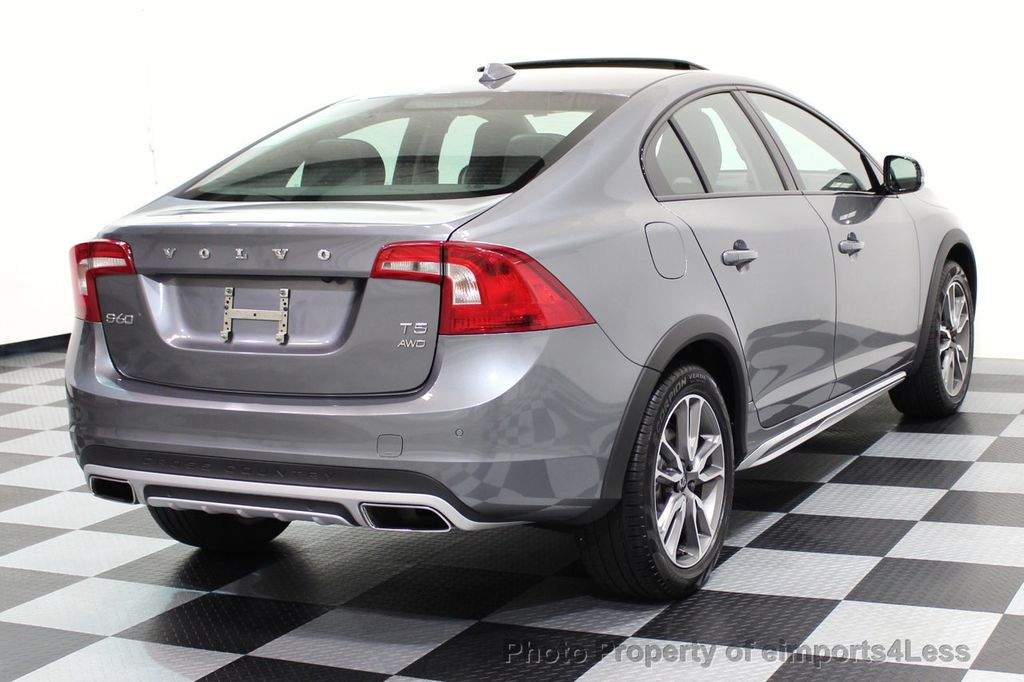 2017 Volvo S60 Cross Country CERTIFIED S60 CROSS COUNTRY T5 AWD SPORT UTILITY - 16747590 - 3