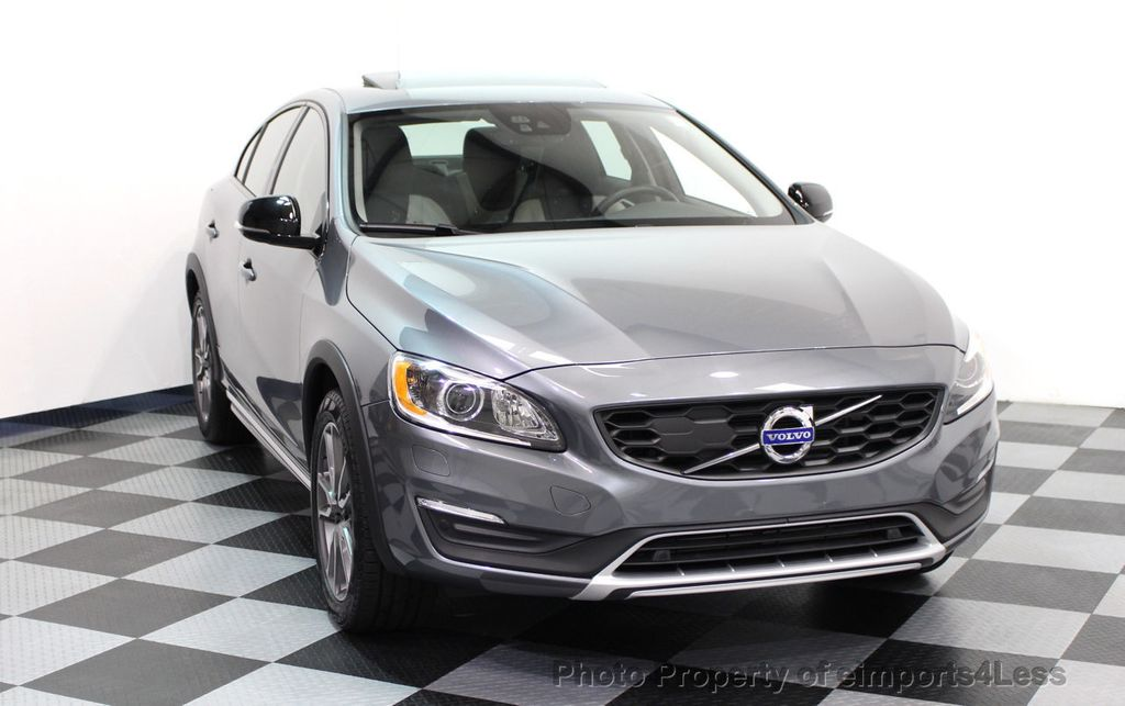 2017 Volvo S60 Cross Country CERTIFIED S60 CROSS COUNTRY T5 AWD SPORT UTILITY - 16747590 - 39