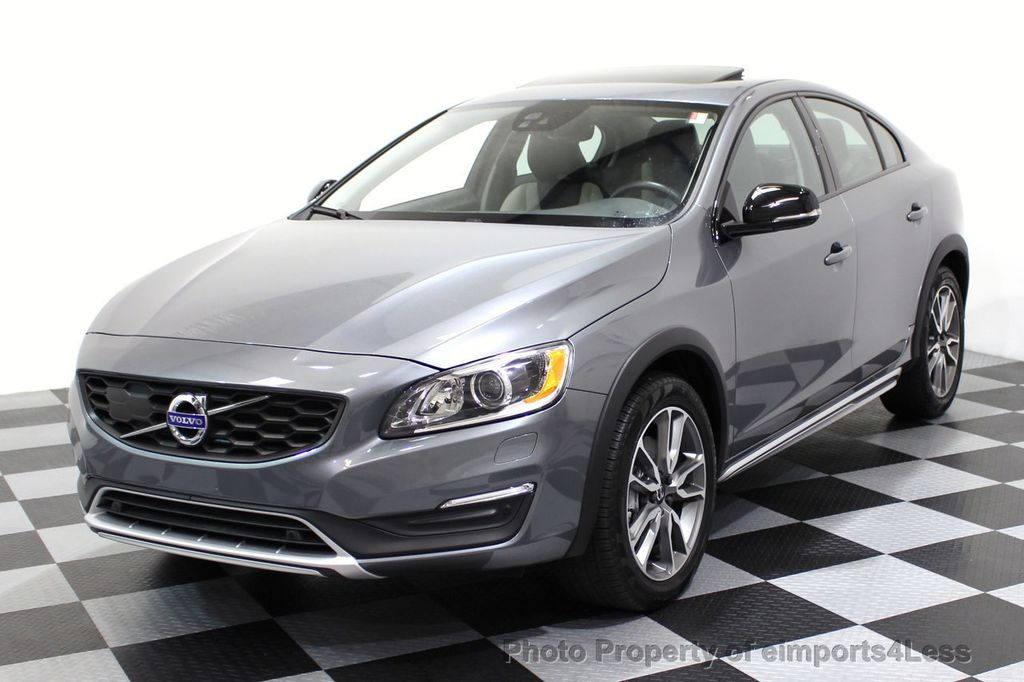 2017 Volvo S60 Cross Country CERTIFIED S60 CROSS COUNTRY T5 AWD SPORT UTILITY - 16747590 - 53