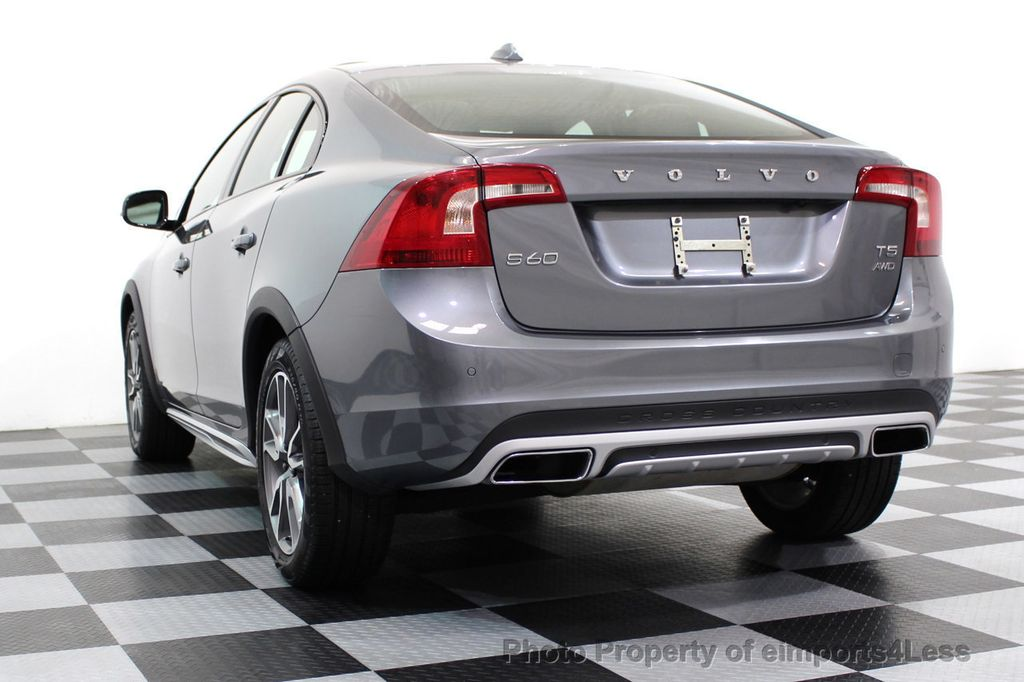 2017 Volvo S60 Cross Country CERTIFIED S60 CROSS COUNTRY T5 AWD SPORT UTILITY - 16747590 - 54