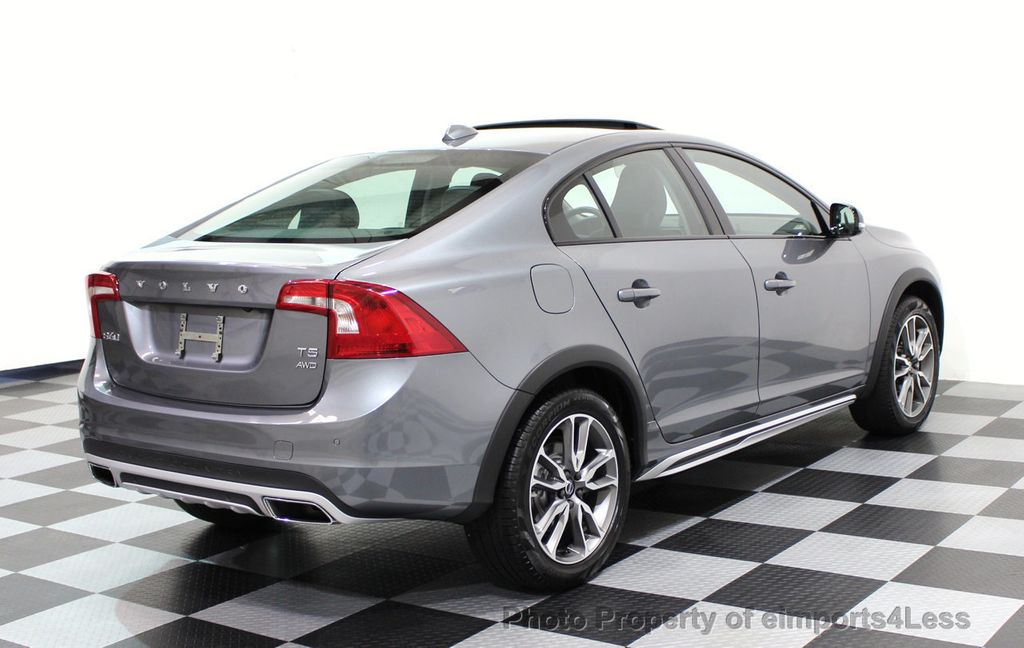 Used Volvo S60 >> 2017 Used Volvo S60 Cross Country Certified S60 Cross Country T5 Awd Sport Utility At Eimports4less Serving Doylestown Bucks County Pa Iid 16747590