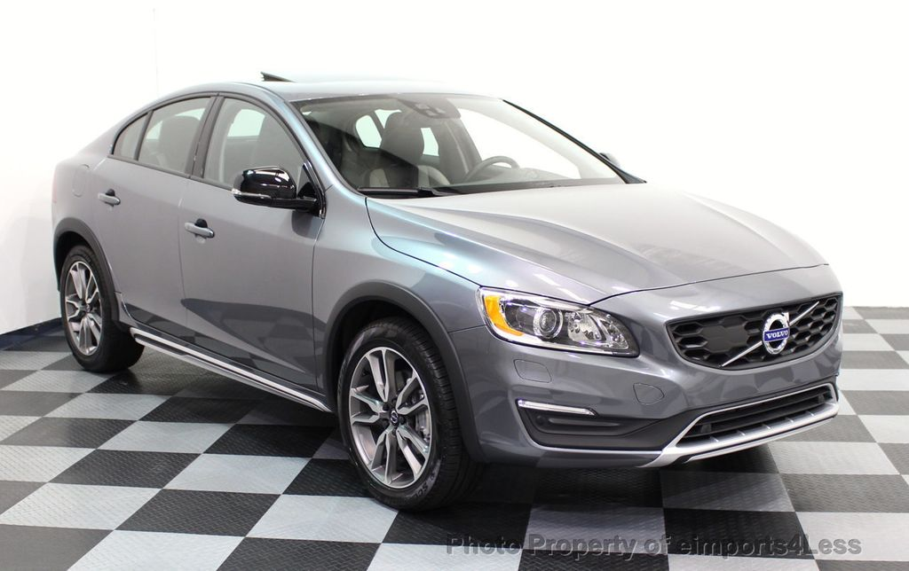 2017 Volvo S60 Cross Country CERTIFIED S60 CROSS COUNTRY T5 AWD SPORT UTILITY - 16747590 - 56