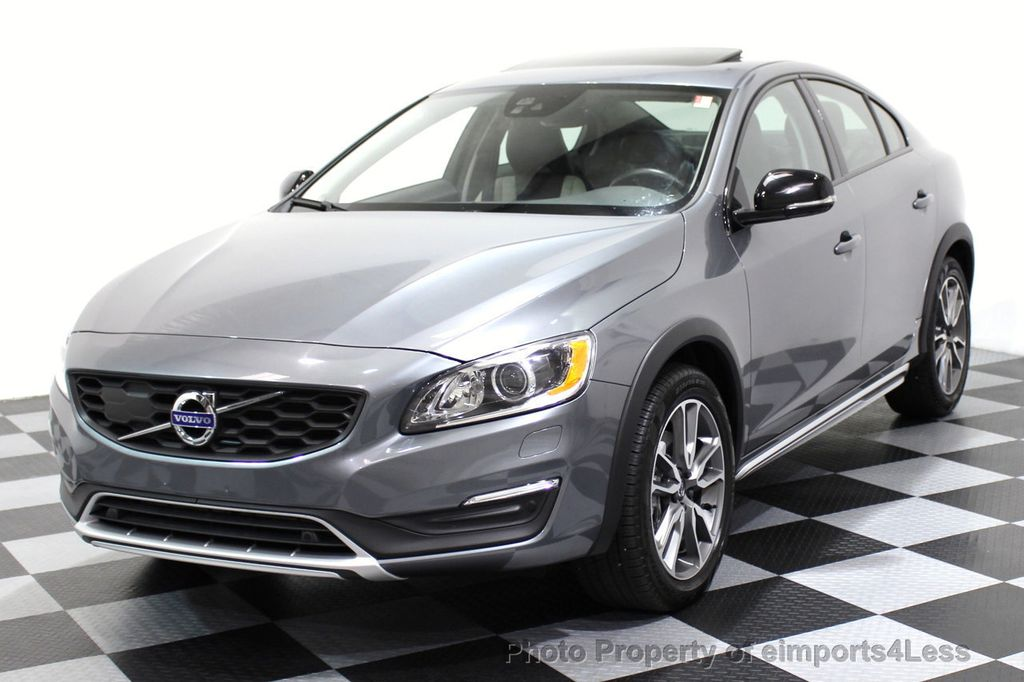 2017 Volvo S60 Cross Country CERTIFIED S60 CROSS COUNTRY T5 AWD SPORT UTILITY - 16747592 - 0