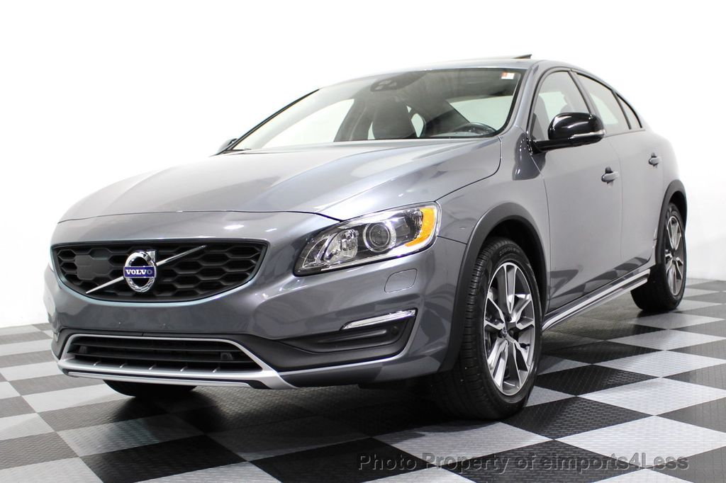 2017 Volvo S60 Cross Country CERTIFIED S60 CROSS COUNTRY T5 AWD SPORT UTILITY - 16747592 - 13