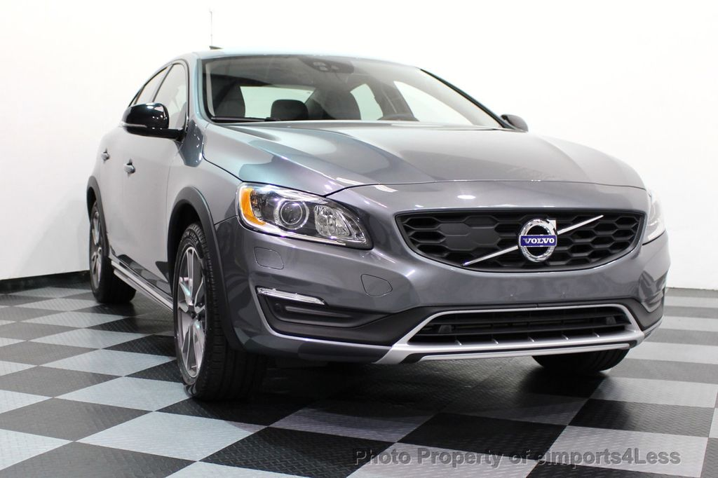 2017 Volvo S60 Cross Country CERTIFIED S60 CROSS COUNTRY T5 AWD SPORT UTILITY - 16747592 - 14