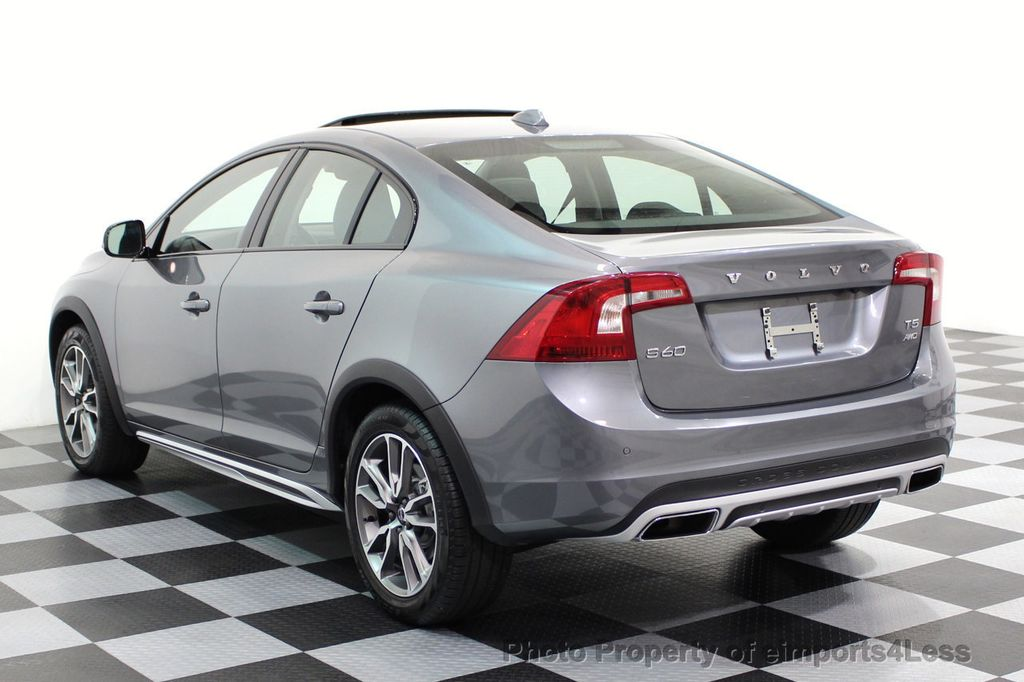 2017 Volvo S60 Cross Country CERTIFIED S60 CROSS COUNTRY T5 AWD SPORT UTILITY - 16747592 - 15