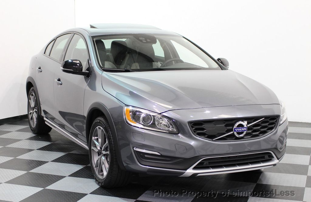 2017 Volvo S60 Cross Country CERTIFIED S60 CROSS COUNTRY T5 AWD SPORT UTILITY - 16747592 - 1