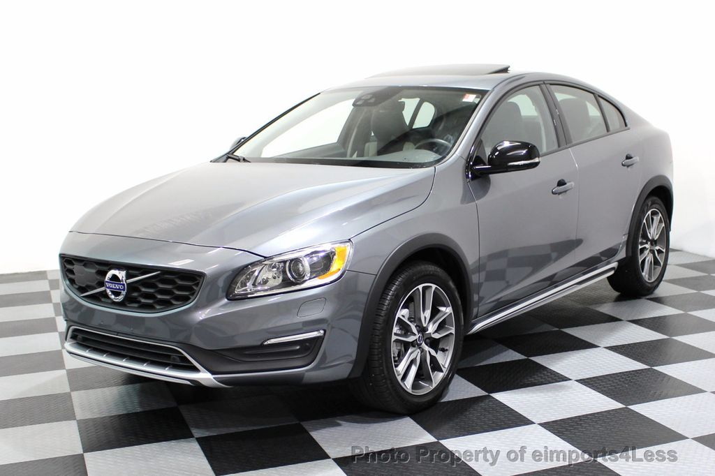 2017 Volvo S60 Cross Country CERTIFIED S60 CROSS COUNTRY T5 AWD SPORT UTILITY - 16747592 - 24