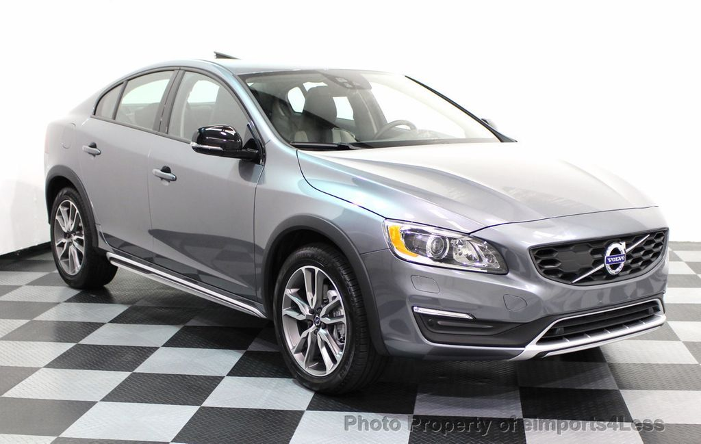2017 Volvo S60 Cross Country CERTIFIED S60 CROSS COUNTRY T5 AWD SPORT UTILITY - 16747592 - 25