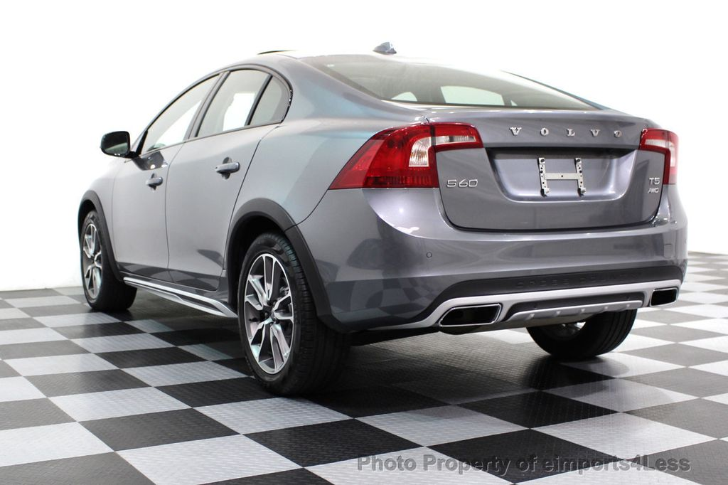 2017 Volvo S60 Cross Country CERTIFIED S60 CROSS COUNTRY T5 AWD SPORT UTILITY - 16747592 - 26