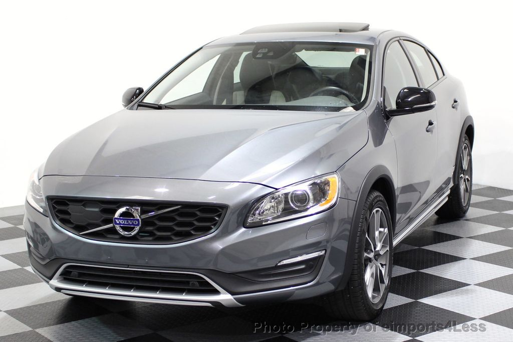 2017 Volvo S60 Cross Country CERTIFIED S60 CROSS COUNTRY T5 AWD SPORT UTILITY - 16747592 - 37