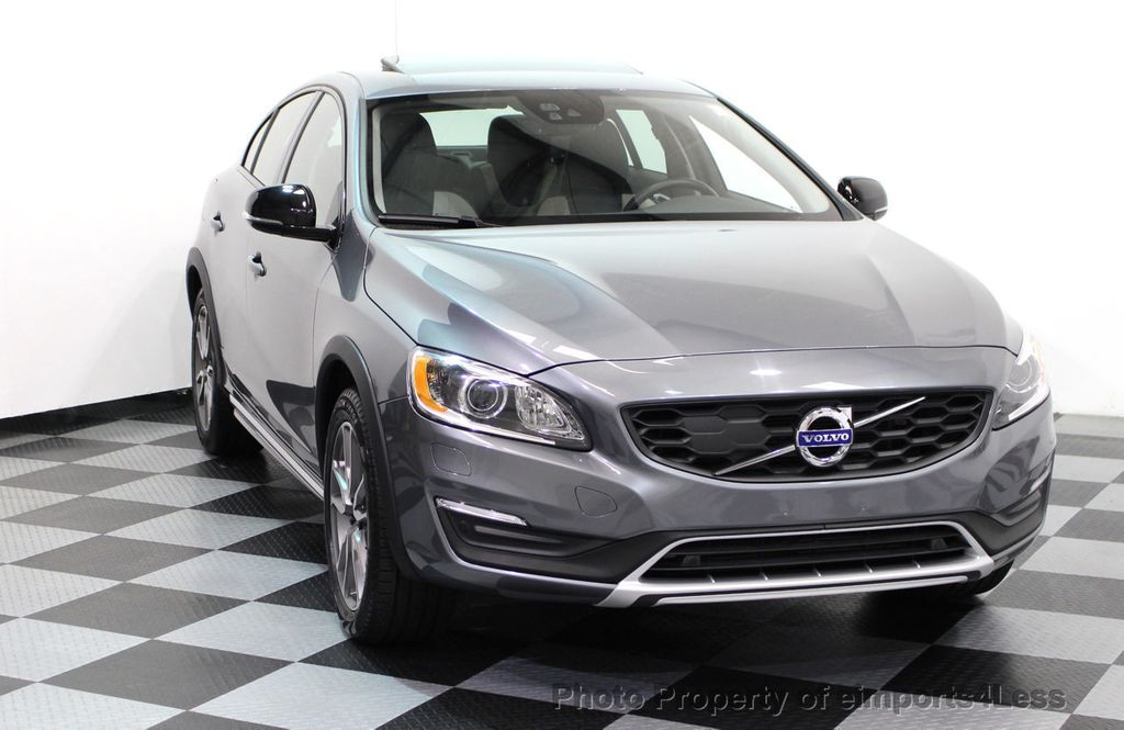 2017 Volvo S60 Cross Country CERTIFIED S60 CROSS COUNTRY T5 AWD SPORT UTILITY - 16747592 - 38