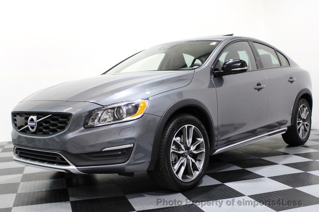 2017 Volvo S60 Cross Country CERTIFIED S60 CROSS COUNTRY T5 AWD SPORT UTILITY - 16747592 - 51