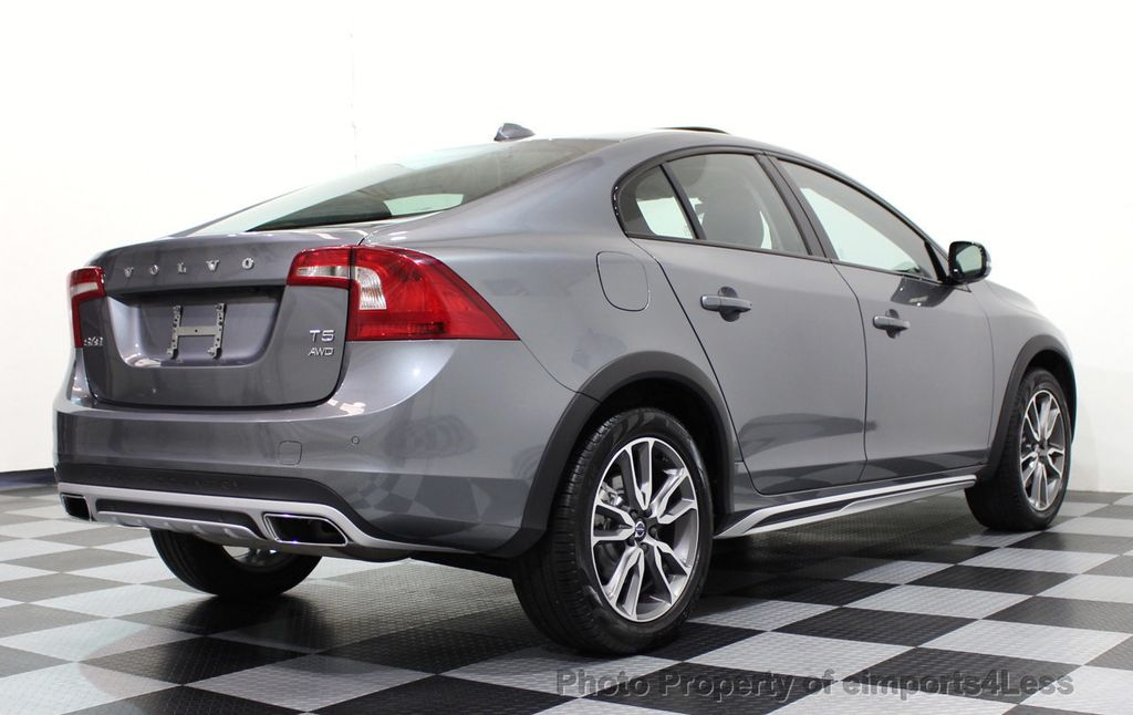 2017 Volvo S60 Cross Country CERTIFIED S60 CROSS COUNTRY T5 AWD SPORT UTILITY - 16747592 - 52