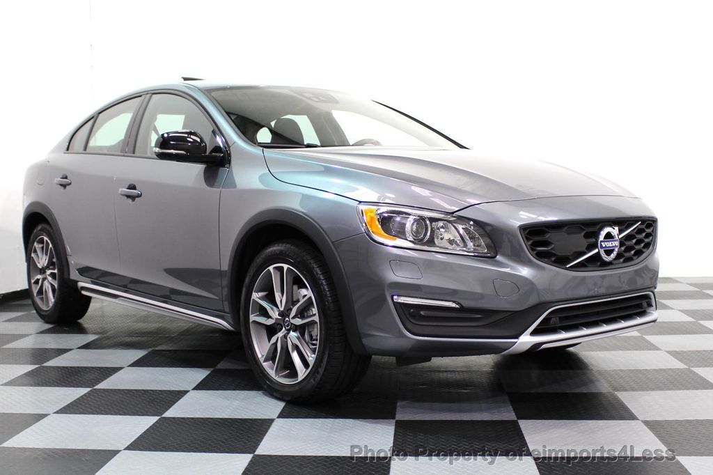 2017 Volvo S60 Cross Country CERTIFIED S60 CROSS COUNTRY T5 AWD SPORT UTILITY - 16747592 - 54