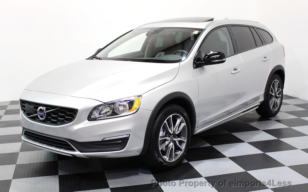 2017 Volvo V60 Cross Country CERTIFIED V60 CROSS COUNTRY T5 AWD CAMERA NAVI - 16747584 - 0