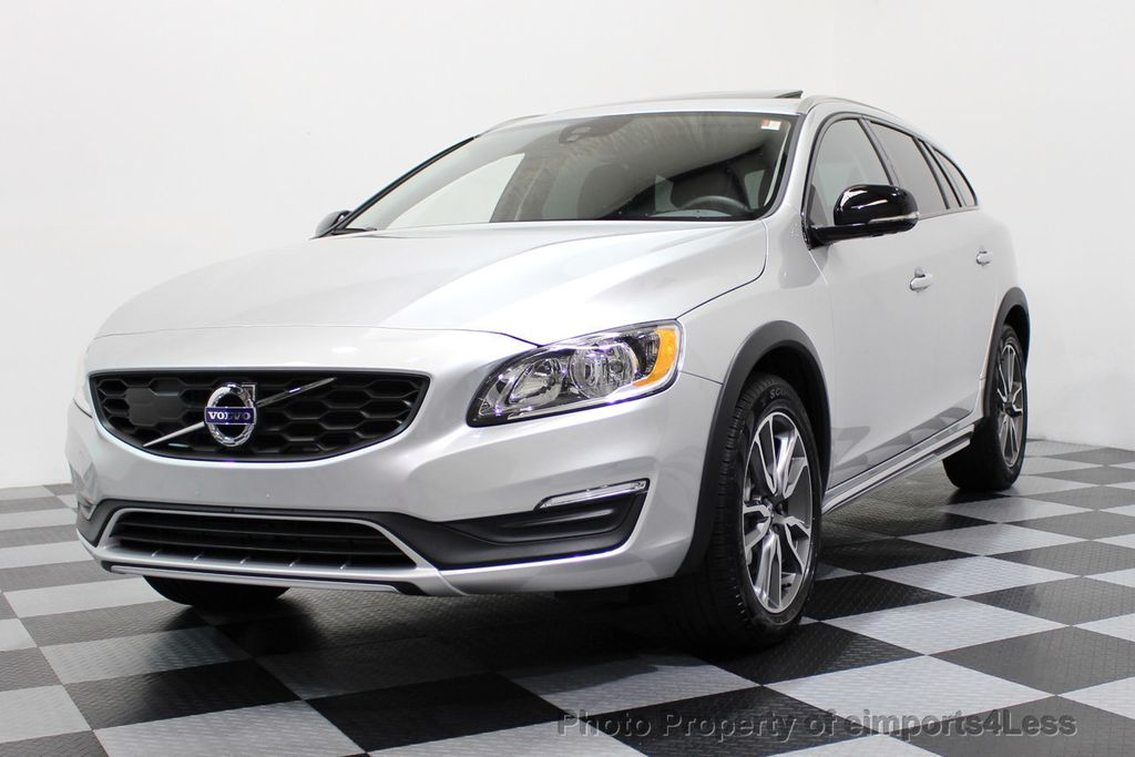 2017 Volvo V60 Cross Country CERTIFIED V60 CROSS COUNTRY T5 AWD CAMERA NAVI - 16747584 - 13
