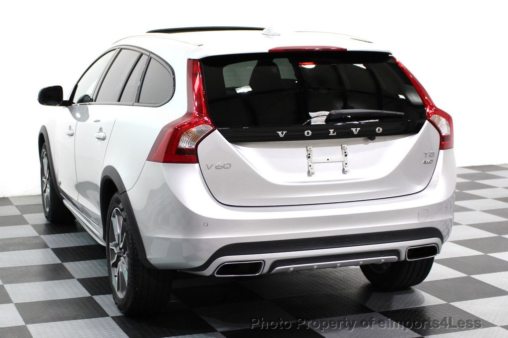 2017 Volvo V60 Cross Country CERTIFIED V60 CROSS COUNTRY T5 AWD CAMERA NAVI - 16747584 - 15