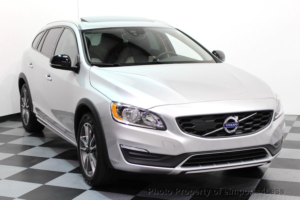 2017 Volvo V60 Cross Country CERTIFIED V60 CROSS COUNTRY T5 AWD CAMERA NAVI - 16747584 - 1
