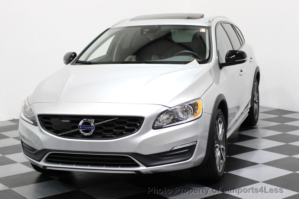 2017 Volvo V60 Cross Country CERTIFIED V60 CROSS COUNTRY T5 AWD CAMERA NAVI - 16747584 - 25
