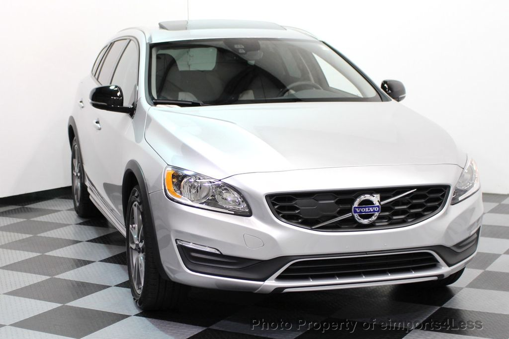 2017 Volvo V60 Cross Country CERTIFIED V60 CROSS COUNTRY T5 AWD CAMERA NAVI - 16747584 - 26