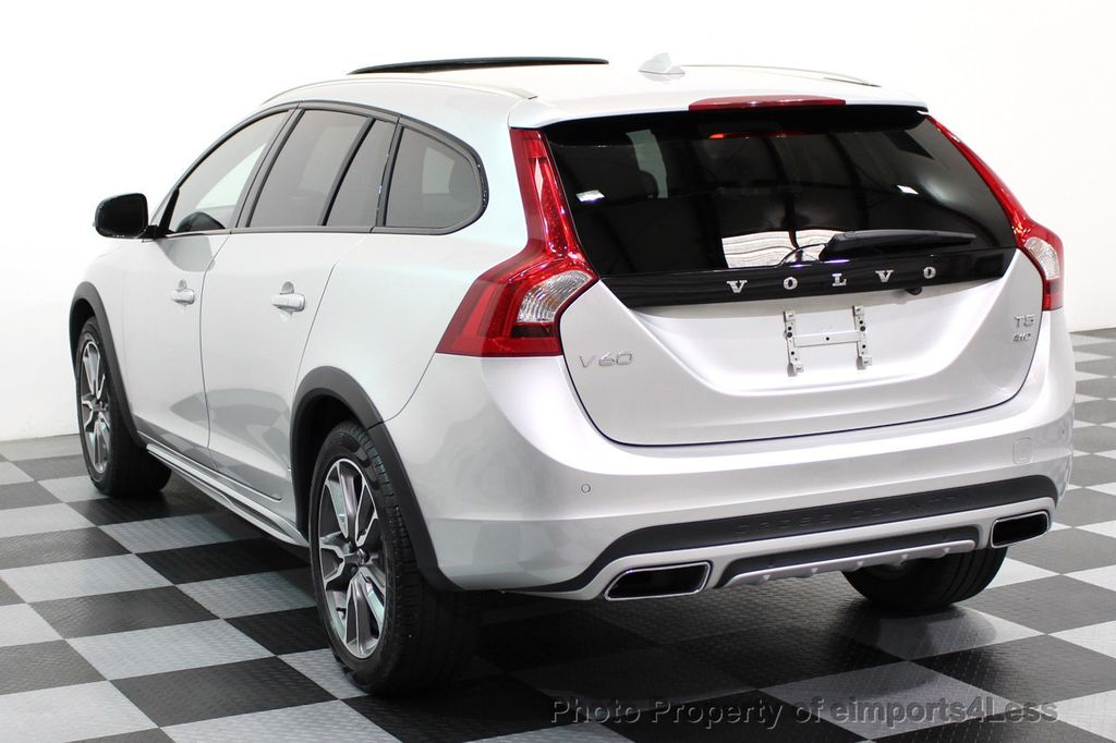 2017 Volvo V60 Cross Country CERTIFIED V60 CROSS COUNTRY T5 AWD CAMERA NAVI - 16747584 - 2