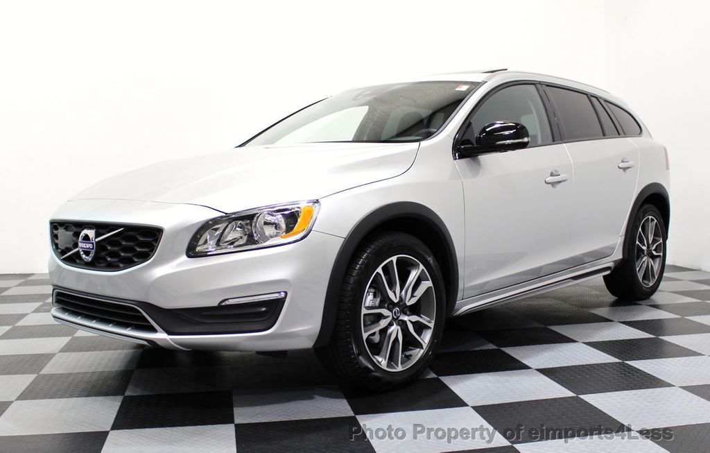 2017 Volvo V60 Cross Country CERTIFIED V60 CROSS COUNTRY T5 AWD CAMERA NAVI - 16747584 - 41