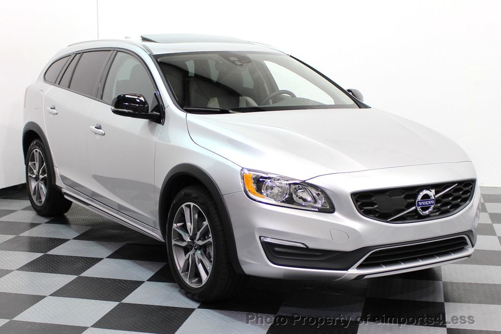 2017 Volvo V60 Cross Country CERTIFIED V60 CROSS COUNTRY T5 AWD CAMERA NAVI - 16747584 - 42