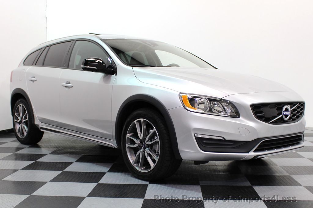 2017 Volvo V60 Cross Country CERTIFIED V60 CROSS COUNTRY T5 AWD CAMERA NAVI - 16747584 - 54