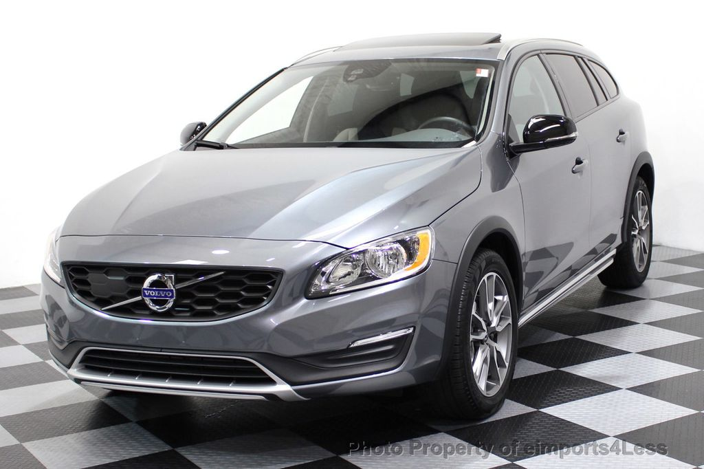 2017 Volvo V60 Cross Country CERTIFIED V60 CROSS COUNTRY T5 AWD CAMERA NAVI - 16747589 - 0