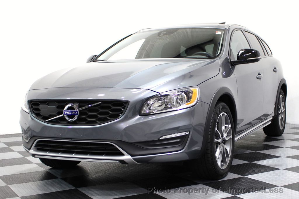 2017 Volvo V60 Cross Country CERTIFIED V60 CROSS COUNTRY T5 AWD CAMERA NAVI - 16747589 - 13