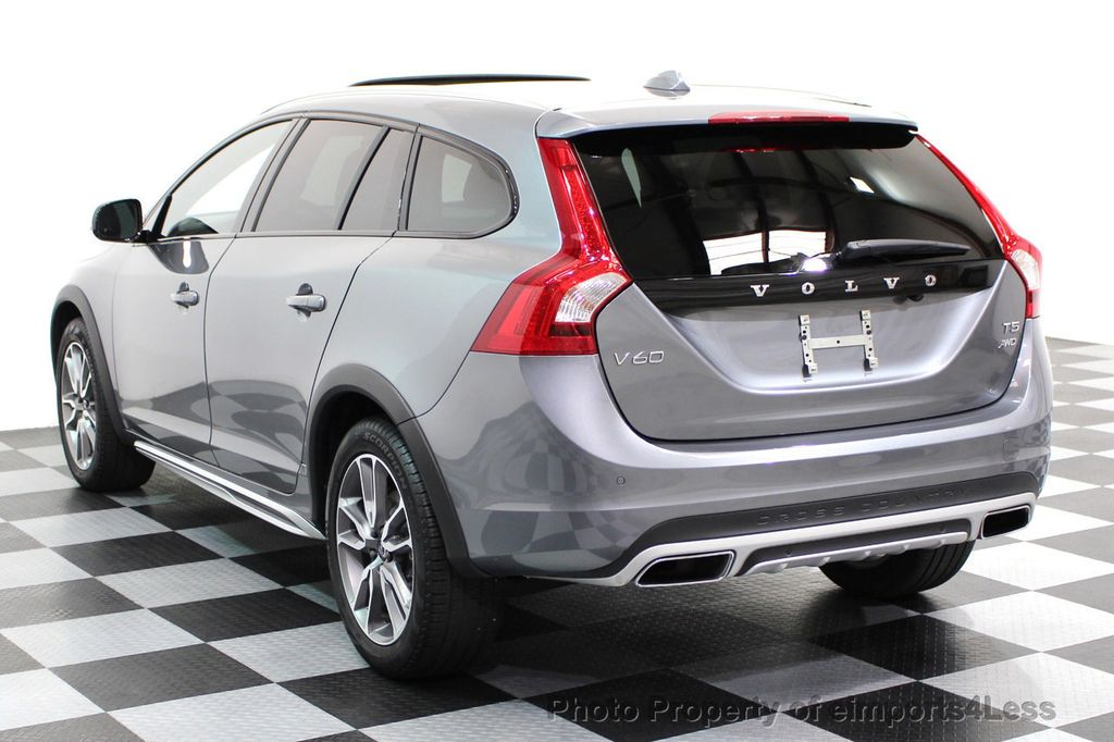 2017 Volvo V60 Cross Country CERTIFIED V60 CROSS COUNTRY T5 AWD CAMERA NAVI - 16747589 - 15