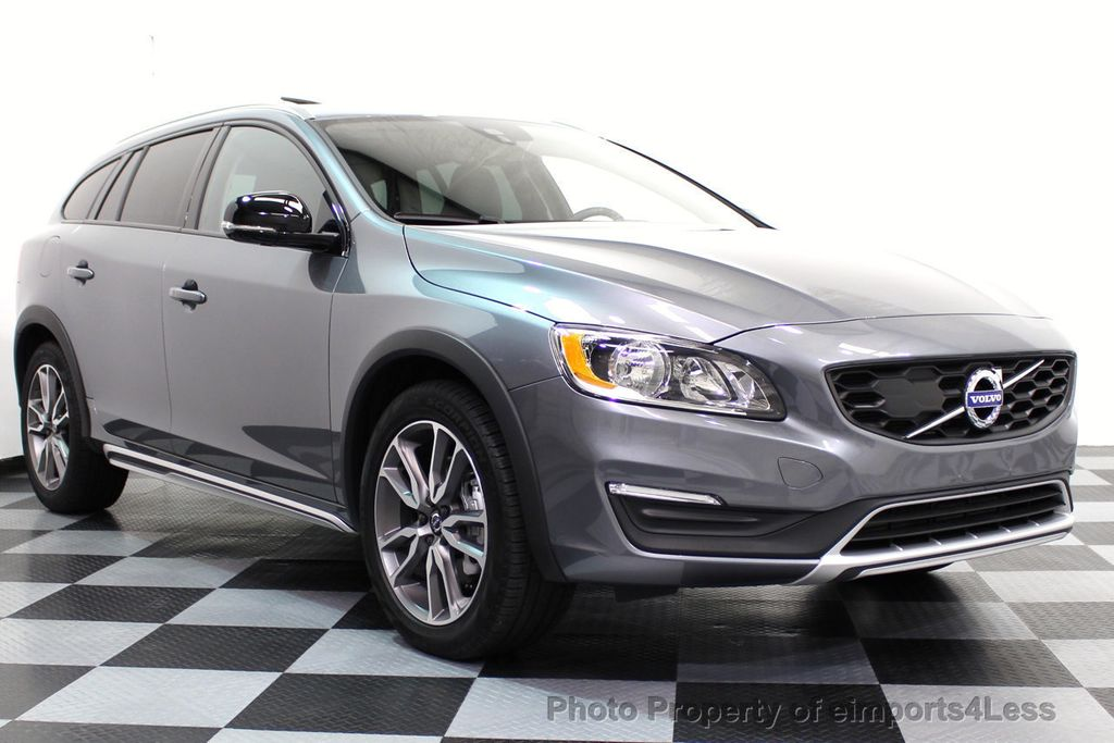 2017 Volvo V60 Cross Country CERTIFIED V60 CROSS COUNTRY T5 AWD CAMERA NAVI - 16747589 - 1