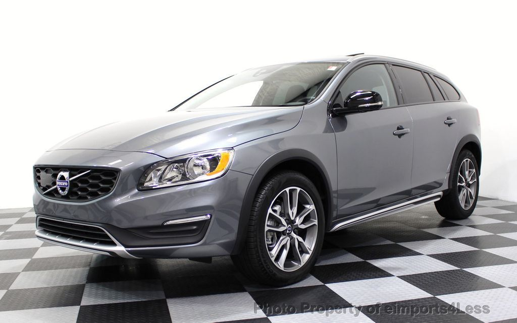 2017 Volvo V60 Cross Country CERTIFIED V60 CROSS COUNTRY T5 AWD CAMERA NAVI - 16747589 - 27