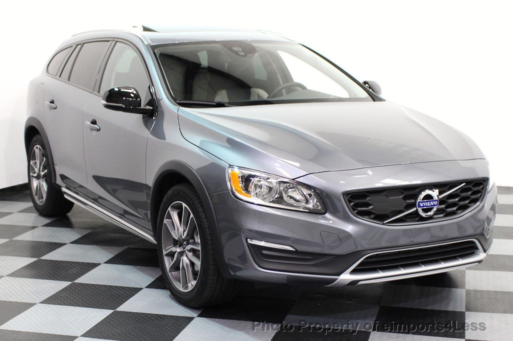 2017 Volvo V60 Cross Country CERTIFIED V60 CROSS COUNTRY T5 AWD CAMERA NAVI - 16747589 - 28