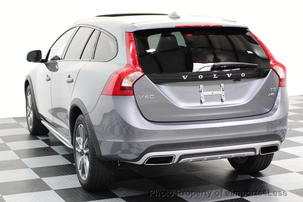 2017 Volvo V60 Cross Country CERTIFIED V60 CROSS COUNTRY T5 AWD CAMERA NAVI - 16747589 - 2