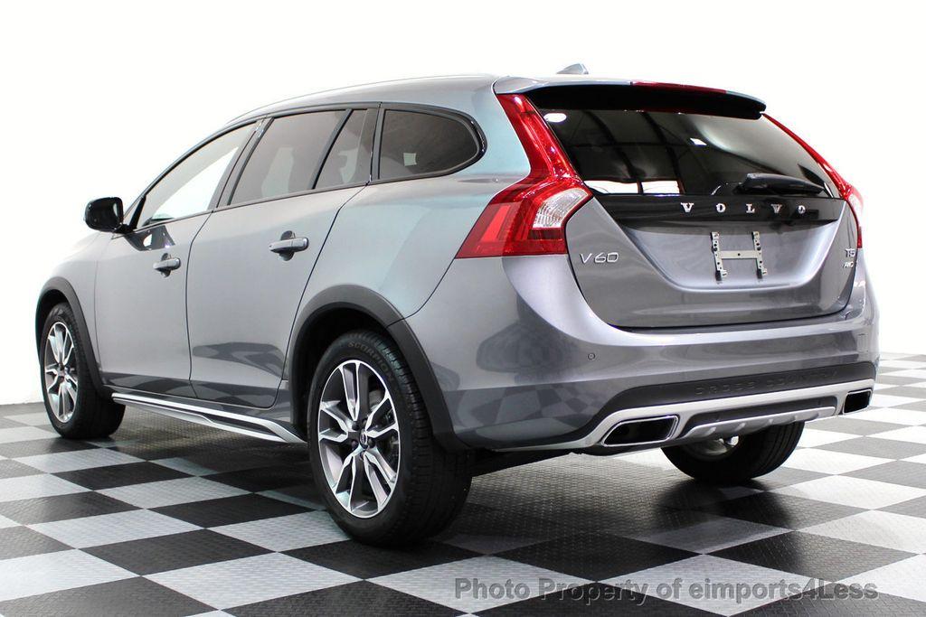 2017 Volvo V60 Cross Country CERTIFIED V60 CROSS COUNTRY T5 AWD CAMERA NAVI - 16747589 - 29