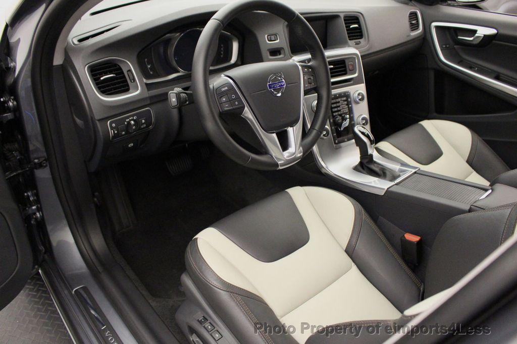 2017 Volvo V60 Cross Country CERTIFIED V60 CROSS COUNTRY T5 AWD CAMERA NAVI - 16747589 - 34