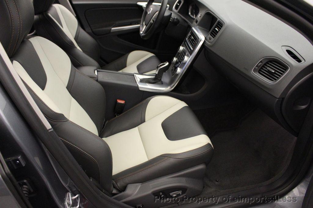 2017 Volvo V60 Cross Country CERTIFIED V60 CROSS COUNTRY T5 AWD CAMERA NAVI - 16747589 - 35
