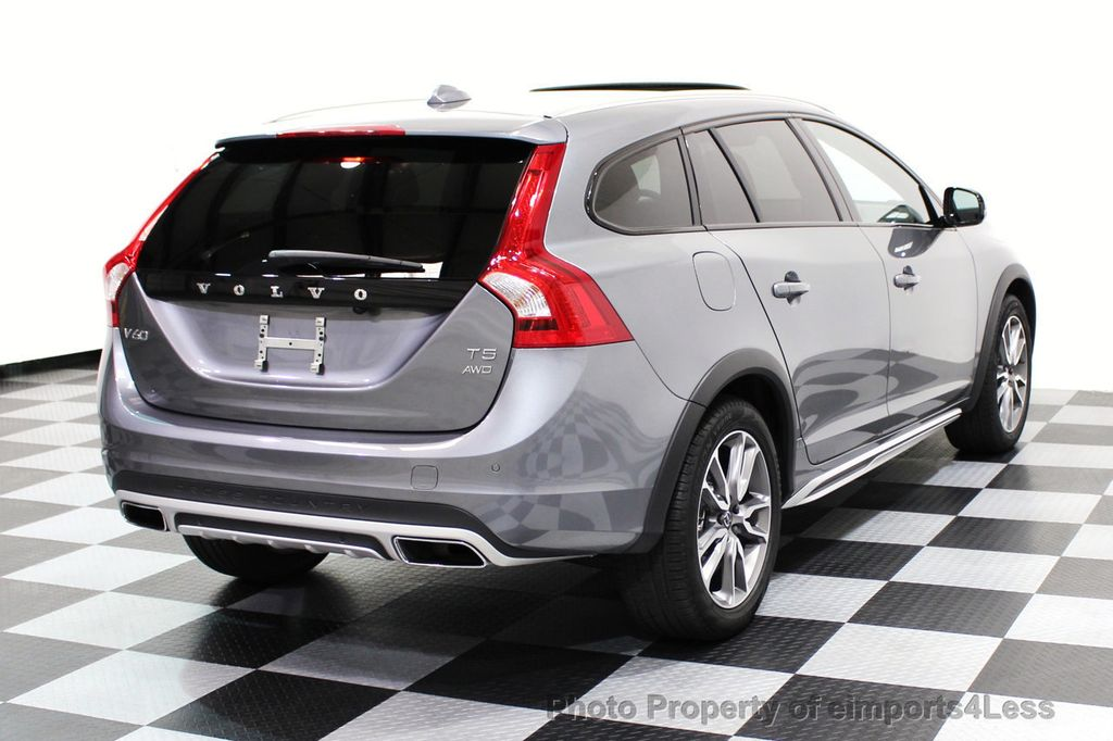 2017 Volvo V60 Cross Country CERTIFIED V60 CROSS COUNTRY T5 AWD CAMERA NAVI - 16747589 - 3