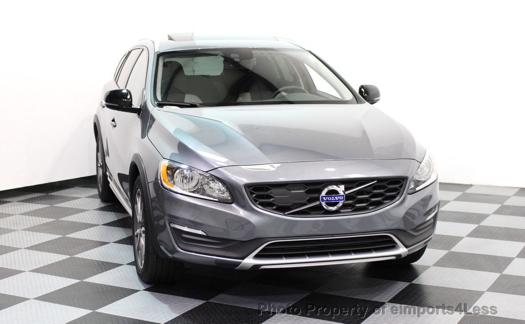 2017 Volvo V60 Cross Country CERTIFIED V60 CROSS COUNTRY T5 AWD CAMERA NAVI - 16747589 - 42