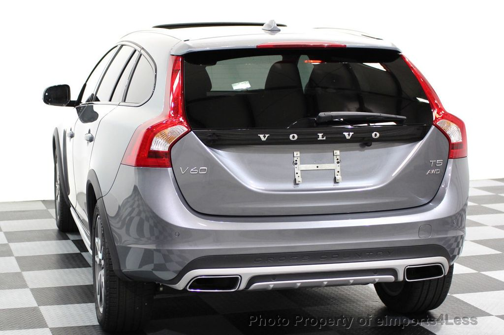 2017 Volvo V60 Cross Country CERTIFIED V60 CROSS COUNTRY T5 AWD CAMERA NAVI - 16747589 - 43