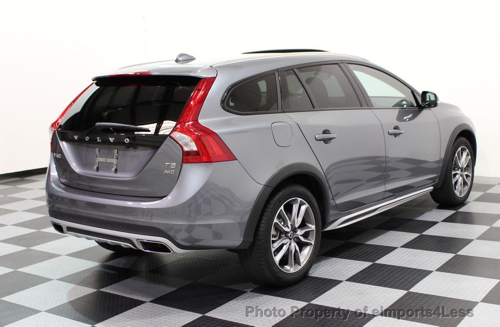 2017 Volvo V60 Cross Country CERTIFIED V60 CROSS COUNTRY T5 AWD CAMERA NAVI - 16747589 - 44