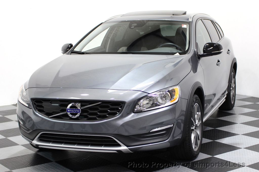 2017 Volvo V60 Cross Country CERTIFIED V60 CROSS COUNTRY T5 AWD CAMERA NAVI - 16747589 - 51