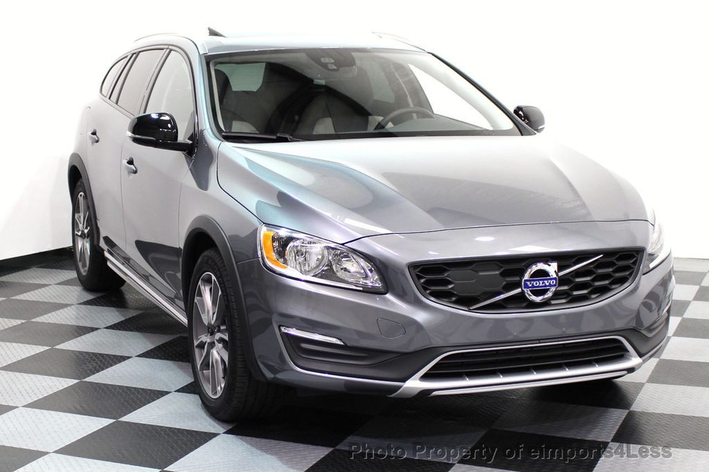 2017 Volvo V60 Cross Country CERTIFIED V60 CROSS COUNTRY T5 AWD CAMERA NAVI - 16747589 - 54